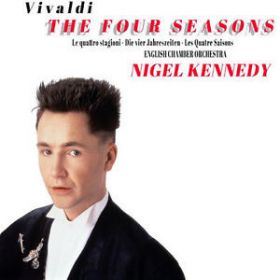 Vivaldi - Nigel Kennedy, English Chamber Orchestra - The Four Seasons  (Le Quattro Stagioni · Die V
