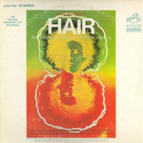 Various - Hair - The American Tribal Love-Rock Musical (The Original Broadway Cast Recording)