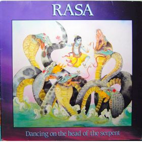 Rasa (4) - Dancing On The Head Of The Serpent