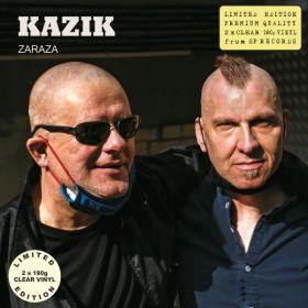Kazik Staszewski - Zaraza 2LP CLEAR