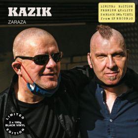 Kazik Staszewski - Zaraza 2LP CZARNY