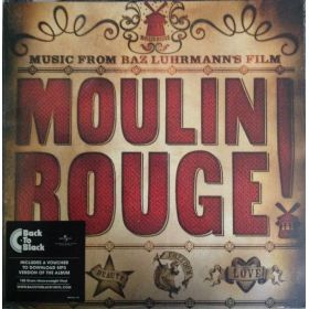 Various - Moulin Rouge - Music from Baz Luhrmanns Film