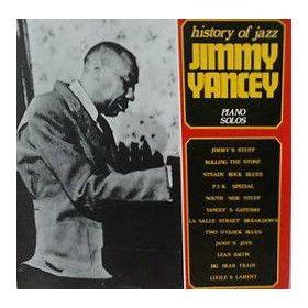 Jimmy Yancey - Piano Solos