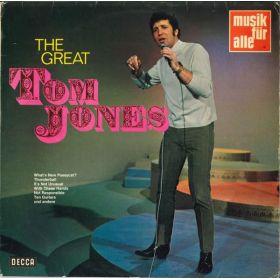 Tom Jones - The Great Tom Jones