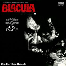 Gene Page - Blacula (Music From The Original Soundtrack)