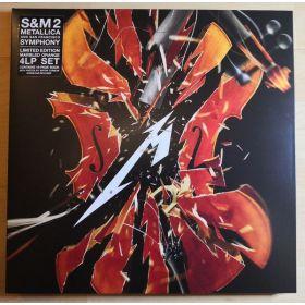 Metallica San Francisco Symphony - SM2