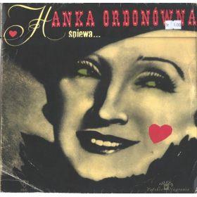 Hanka Ordonówna - Śpiewa...