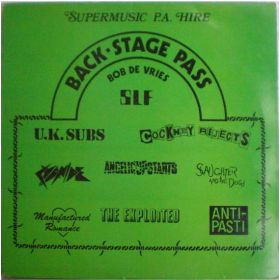 Various - Back-Stage Pass
