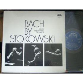 Bach By Stokowski, Czech Philharmonic Orchestra - Bach By Stokowski