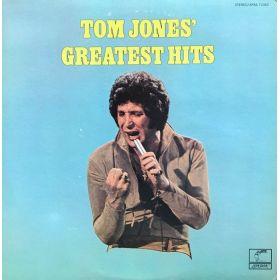 Tom Jones - Tom Jones Greatest Hits