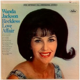 Wanda Jackson - Reckless Love Affair
