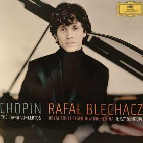 Chopin, Rafał Blechacz, Royal Concertgebouw Orchestra, Jerzy Semkow - The Piano Concertos