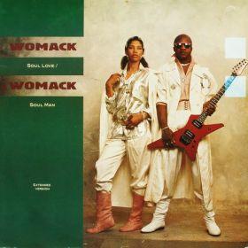 Womack Womack - Soul Love / Soul Man