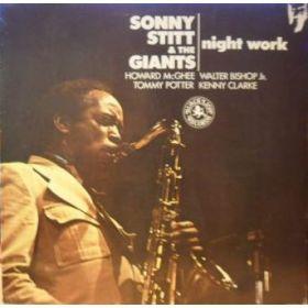 Sonny Stitt The Giants - Night Work