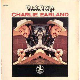 Charlie Earland - Black Drops