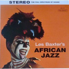 Les Baxter - African Jazz
