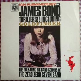 The Zero Zero Seven Band - James Bond Thrillers!!