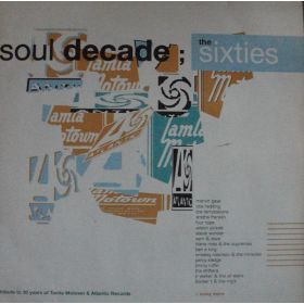 Various - Soul Decade ; The Sixties