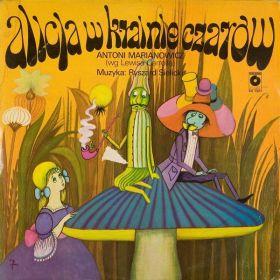 Lewis Carroll / Antoni Marianowicz, Ryszard Sielicki - Alicja W Krainie Czarów