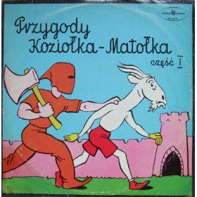 Kornel Makuszyński - Przygody Koziołka Matołka Część I / II