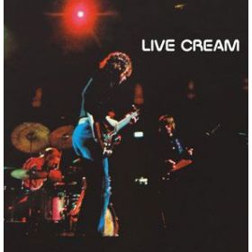 Cream (2) - Live Cream