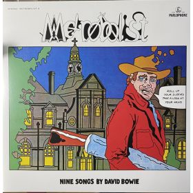 David Bowie - Metrobolist (Nine Songs By David Bowie)