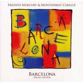 Freddie Mercury Montserrat Caballé - Barcelona