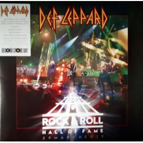 Def Leppard - Rock Roll Hall Of Fame 29 March 2019