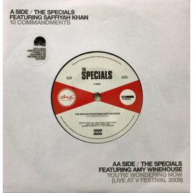 The Specials - 10 Commandments / Youre Wondering Now