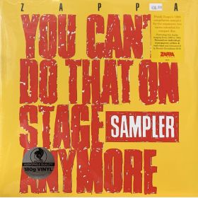 Zappa - You Cant Do That On Stage Anymore (Sampler)