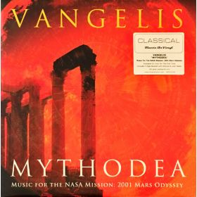 Vangelis - Mythodea (Music For The NASA Mission: 2001 Mars Odyssey)
