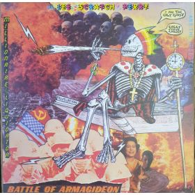 Mr. Lee Scratch Perry And The Upsetters - Battle Of Armagideon (Millionaire Liquidator)