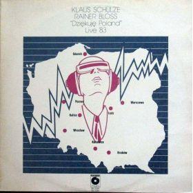 Klaus Schulze Rainer Bloss - Dziękuję Poland Live 83