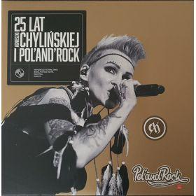Agnieszka Chylińska - 25 lat Agnieszki Chylińskiej i Pol'and'Rock
