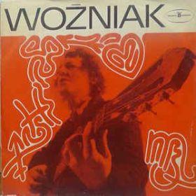 Tadeusz Woźniak – Tadeusz Woźniak (Stereo, blue labels, Vinyl)