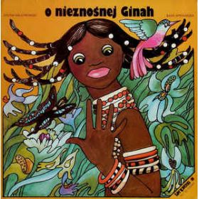 Stefan Majchrowski – O Nieznośnej Ginah (1985, Vinyl)