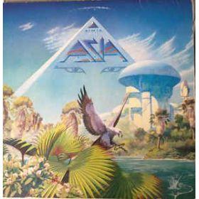 Asia – Alpha (1983, Vinyl)