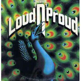 Nazareth – LoudNProud (1973, Vinyl)