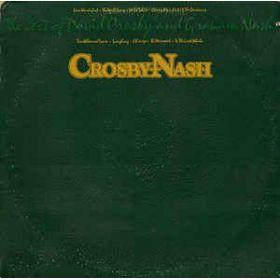 Crosby-Nash – The Best Of David Crosby And Graham Nash (Vinyl)