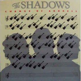 The Shadows – Change Of Address (1980, Vinyl)