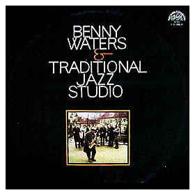 Benny Waters Traditional Jazz Studio – Benny Waters Traditional Jazz Studio (1976, Vinyl)