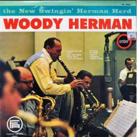 Woody Herman And His Orchestra, Woody Herman – The New Swingin Herman Herd (1966, Vinyl)
