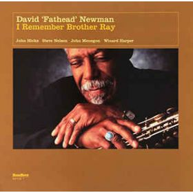 "David ""Fathead"" Newman – I Remember Brother Ray (2010, 180 g, Vinyl)"