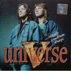Universe – ...Ciągle Szukam Drogi (1993, CD)