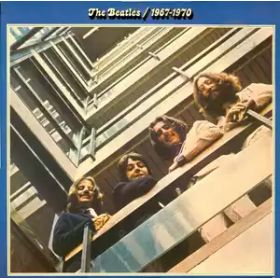 The Beatles – 1967-1970 (1978, Blue, Vinyl)
