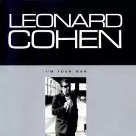 Leonard Cohen – Im Your Man (1989, Vinyl)