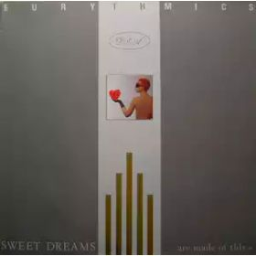 Eurythmics – Sweet Dreams (Are Made Of This) (1984, Vinyl)