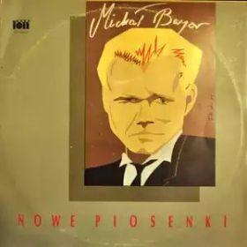 Michał Bajor – Nowe Piosenki (1988, Vinyl)