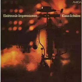 Klaus Schulze – Elektronik-Impressionen (1982, Vinyl)