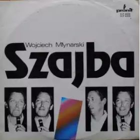 Wojciech Młynarski – Szajba (1980, Cream labels, Vinyl)